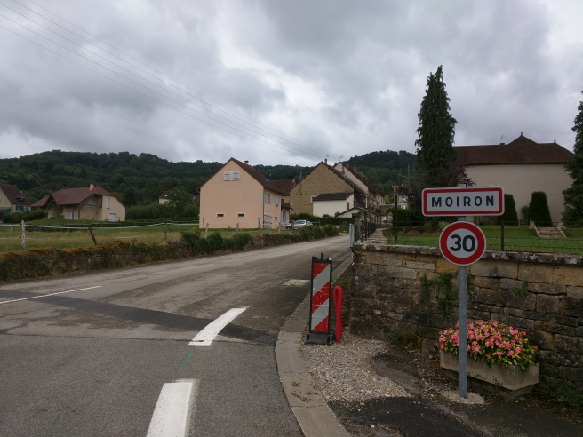 Moiron, France